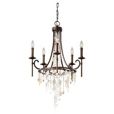 Cascade 5 Light Chandelier