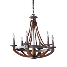 Adan 6 Light Chandelier