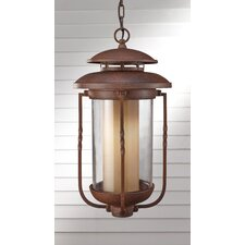Menlo Park 1 Light Outdoor Hanging Lantern