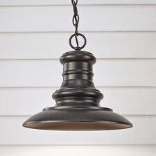 Redding Station 1 Light Outdoor Hanging Lantern
