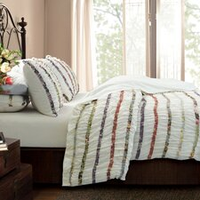Bella Ruffle Duvet Cover Set
