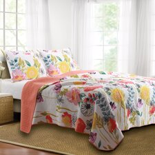 Watercolor Dream Quilt Set