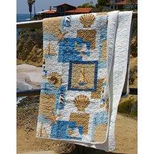 Beachcomber Cotton Throw