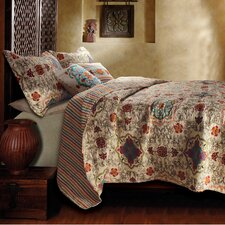 Esprit Spice 5 Piece Bonus Coverlet Set