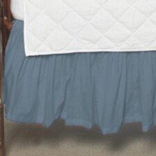 Fabric Crib Dust Ruffle