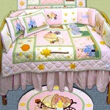 Fairy Tale Princess Crib Quilt
