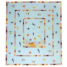 Kids Aquarium Quilt