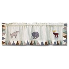 "Mountain Whispers 54"" Curtain Valance"