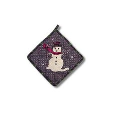 Snowman Pot Holder (Set of 4)