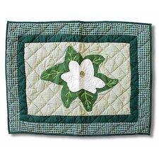 Magnolia Blossoms Pillow Sham