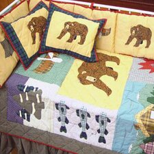 Cabin 9 Piece Crib Bedding Set