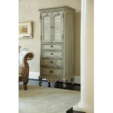 Jessica Mcclintock Boutique Display Jewelry Armoire
