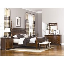 Cherry Grove New Generation Wood Headboard