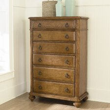 Grand Isle 6 Drawer Chest