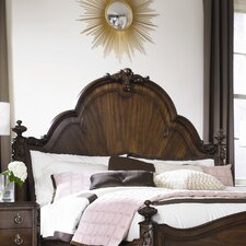 Jessica McClintock Wood Headboard