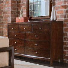 Tribecca Dressing 9 Drawer Chest
