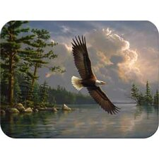 Tuftop Eagle Cutting Board