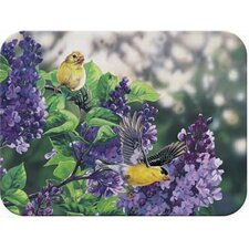 Tuftop Goldfinch Cutting Board