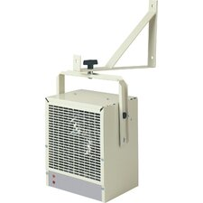 13,648 BTU Wall Mounted Electric Fan Compact Heater