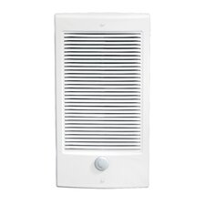 6,824 BTU Wall Insert Electric Fan Heater