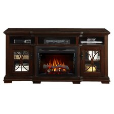 Scarlett Media Console Electric Fireplace