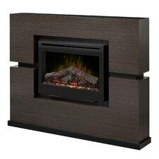 Linwood Mantel Electric Log Fireplace