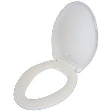 Soft Close Elongated Toilet Seat