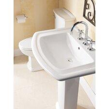 Washington 550 Pedestal Bathroom Sink
