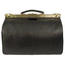 """Nabokov 18.5"""" Leather Weekender Duffel"""