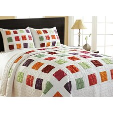 Arabesque 2 Piece Quilt Set