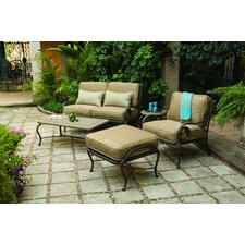 Old Gate 3 Piece Deep Seating Group with cushions