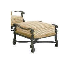 Villa Ottoman with Cushion