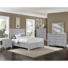 Storage Sleigh Bedroom Collection