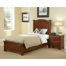 Hamilton Franklin Storage Panel Customizable Bedroom Set