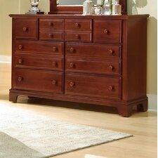 Hamilton Franklin Triple 7 Drawer Dresser
