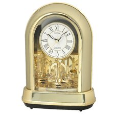 Crystal Dulcet Mantel Clock