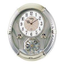 Amazing Carina Melody Wall Clock