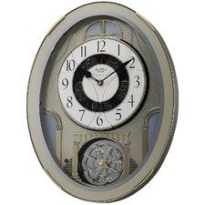 Classic Brilliance Melody Wall Clock