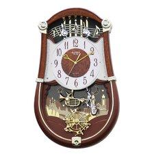 Concerto Entertainer Wall Clock