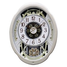 Marvelous Melody Wall Clock
