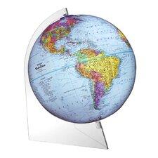 Panorama Political Globe