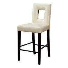 "Jordan 27"" Bar Stool with Cushion"
