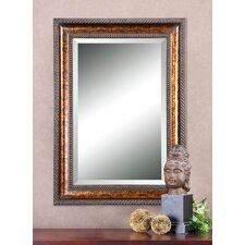 Sinatra Framed Mirror