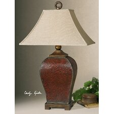 "Patala 33"" H Table Lamp with Bell Shade"