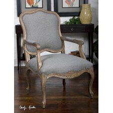 Willa Steel Arm Chair