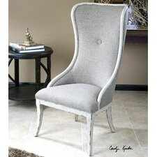 Selam Aged Wing Side Chair