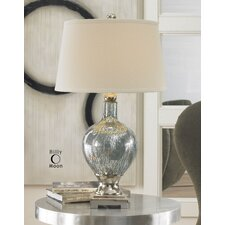 "Mafalda 31.5"" H Table Lamp with Empire Shade"