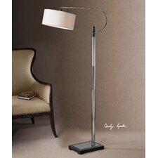 Adara Glass Floor Lamp