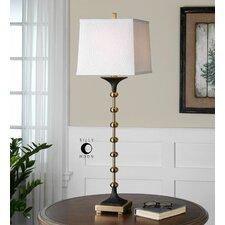 "Santona 36"" H Table Lamp with Square Shade"