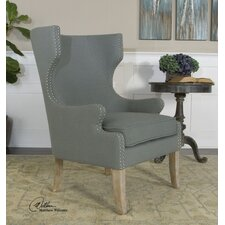 Graycie High Back Wing Chair